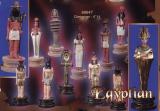 Egyptian Chess Set – lrg    #69647