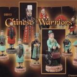 Chinese Warriors Chess Set   #68913