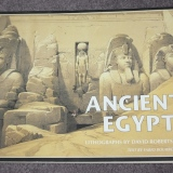 ANCIENT EGYPTIAN LITHOGRAPHS BY DAVID ROBERTS, R A