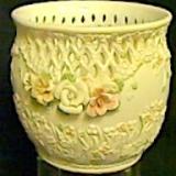 Floral Filigree Bowl   #1529