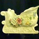 Floral Sleigh   #1125