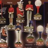 Golfers Chess Set     #70214