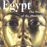 Egypt the World of the Pharaohs   #B-978