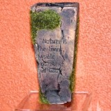 Vase – Rock/Moss   #70186