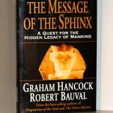The Message of the Sphinx   #B-9000