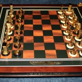 The Treasures of Tutankhamun Chess Set    #CS-139