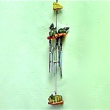 Wind Chime – 36108 Mice w/cheese   #WC-6108