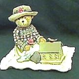 """Springtime Teddy""    #110102"