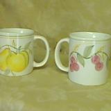 Mug – Pears & Cherries    #MP-76
