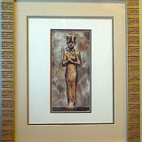 Amun Ra – Framed  #WH-8754