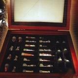 Chess Board w/storage   #8898