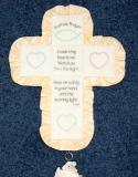 Bedtime Prayer Cross   #R-0169