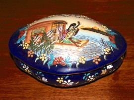 Oriental Themed Covered Dish