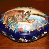 Oriental Themed Covered Dish –    #C92873
