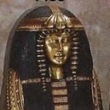 Sarcophagus – Female 6′ tall   #1455