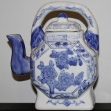 Tea Pot – Square     #T-8670