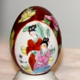 "Oriental Themed ""Egg"" – sm    #MG-797"