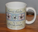 Mug – Special Thanks to a Special Person   #39915