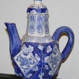 Tea Pot – Octagonal    #T-8478