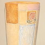 Vase – Pastels   #V-0044