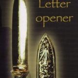 Letter Opener –  #8260