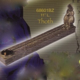 Incense Burner – Thoth    #68601BZ
