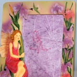 Picture Frame – Flower Fairy    #PF-4180