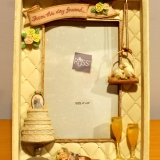 """Picture Frame – """"From this Day Forward""""   #F-6574"""