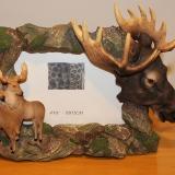 Picture Frame – Moose   #JP-0007