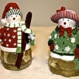 Snowman – Pr. Trinket Boxes   #TB-MF