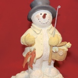 "Snowman – ""Reel Snowman""  #21369"