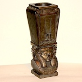 Candle Holder – Hathor   #68350-BZ