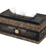 Egyptian Tissue Box  #PC-3486