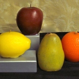 Candle Set – Fruit   #C-31