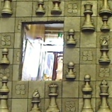 Chess Mirror   #WH-66