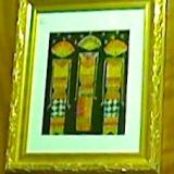 Original Framed Art 3     #AW-7756