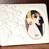 """Picture Frame – """"Our Wedding Day""""    #PF-15957"""