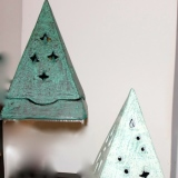 Incense Burner – Pyramid     #IB-8778