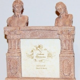 Picture Frame – w/male & female busts   #PF-1394