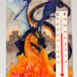 Dragon Thermometer   #MG-68893