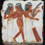 Plaque – 3 Temple Dancers  #68096