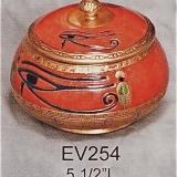 Lidded Bowl – Eye of Horus  #EV-254