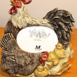 Rooster Picture Frame   #5243