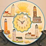 Clock – Lighthouses  #C-072