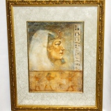 Portrait of a Pharaoh   #WH-858