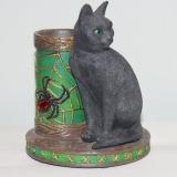 Pen Holder – Black Cat  #NOW251