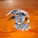 Dragon w/Crystal – A   #MG-0108-A