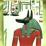 Anubis – sm  #2959-WH