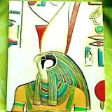 Horus – sm  #2962-WH