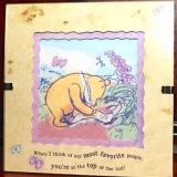 Classic Pooh – Friends  #MG-6205